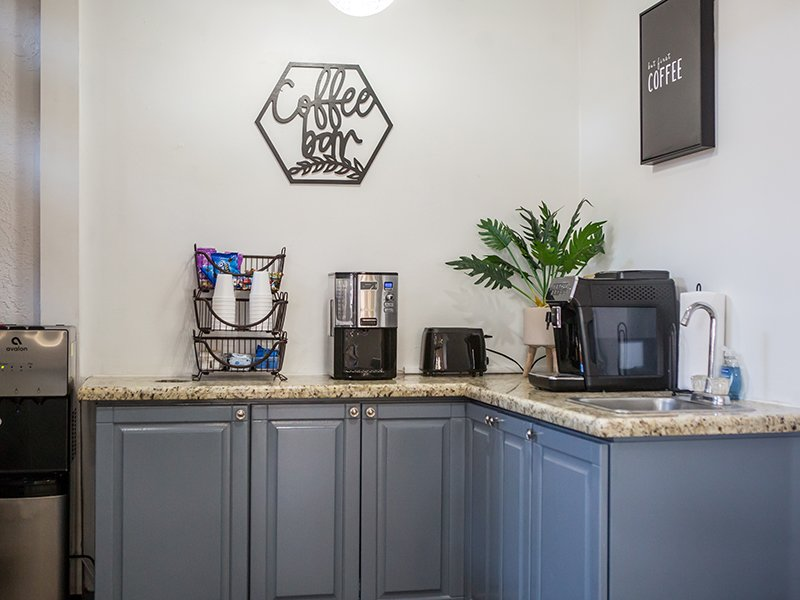 Coffee Bar | Vivo Mesa
