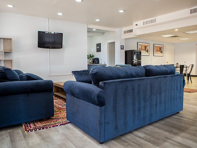 Resident Lounge | Vivo Mesa