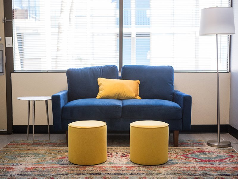 Model Living Room | Vivo Mesa