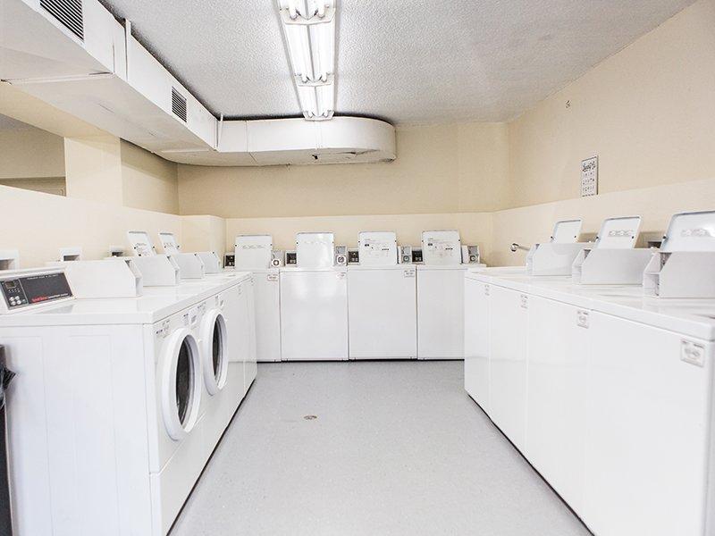 Laundry Center | Vivo Mesa