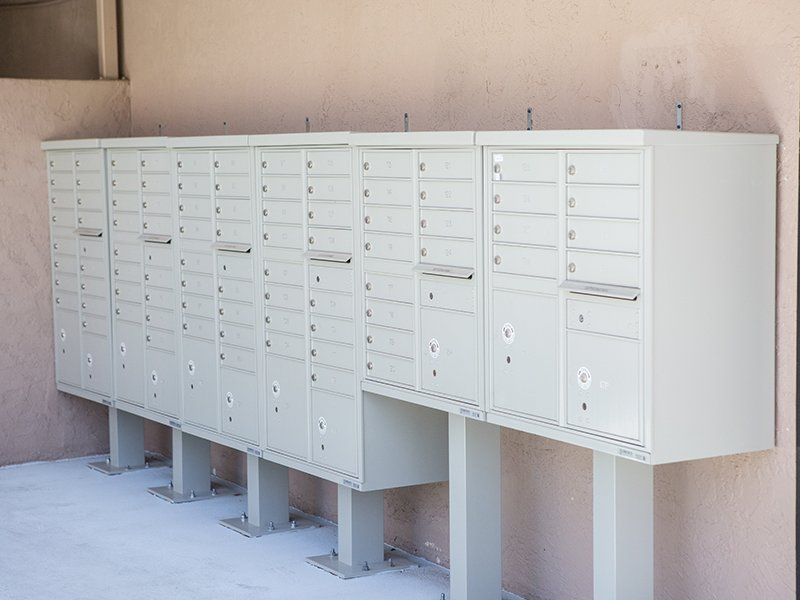 Mail Boxes | Vivo Mesa