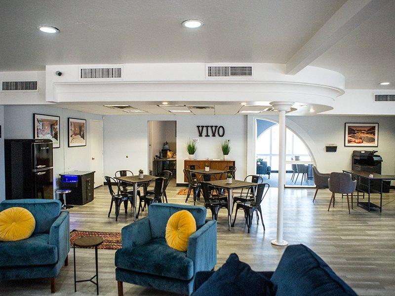 Lounge | Vivo Mesa