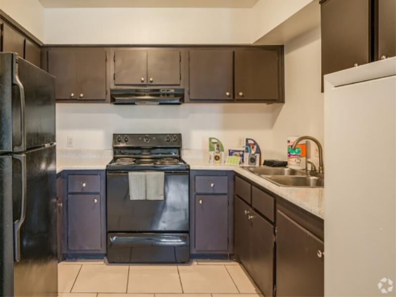 Kitchen | Portola at Grovers Park