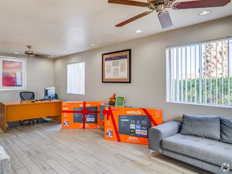 Office | Portola at Grovers Park