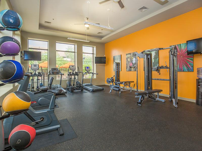 Fitness Center | Legacy at Dove Mountain