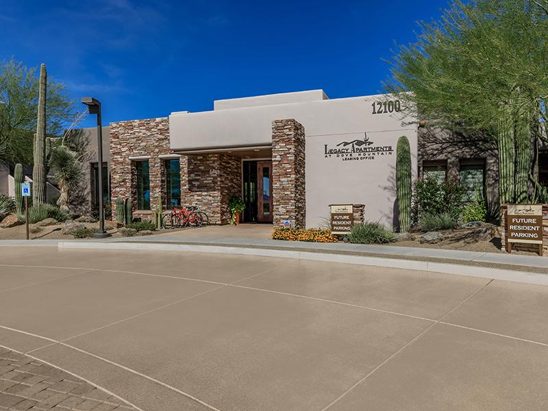Clubhouse Exterior | Legacy at Dove Mountain