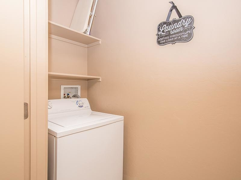 Laundry Room | Legacy at Dove Mountain