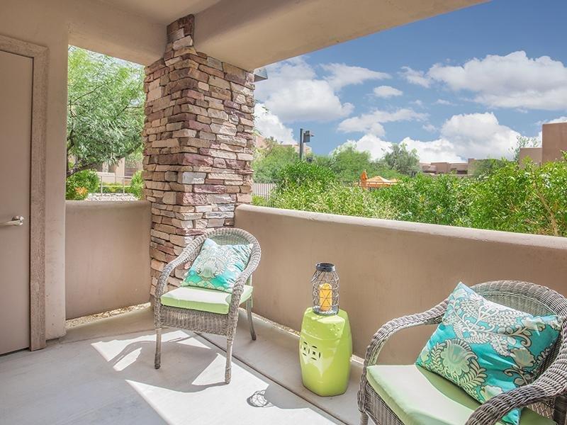 Balcony | Legacy at Dove Mountain