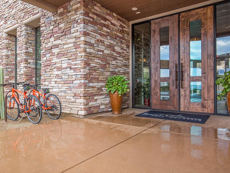 Clubhouse Entrance | Legacy at Dove Mountain