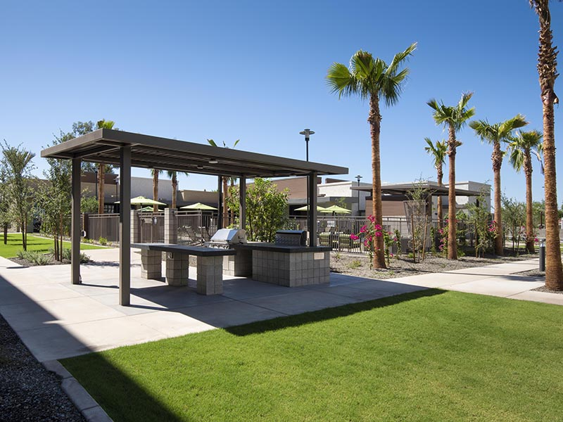 BBQ Grills | Parc at South Mountain
