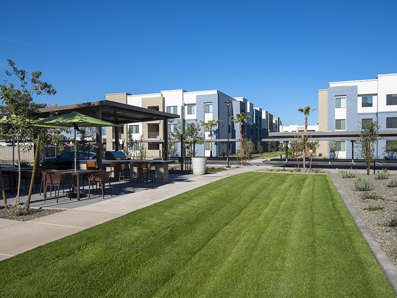 Exterior | Parc at South Mountain