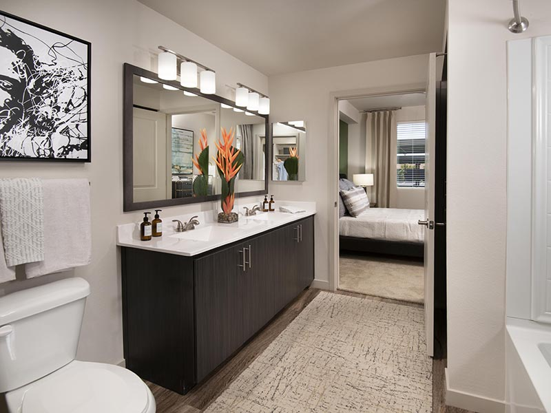 2 Bedroom Bath | Parc at South Mountain