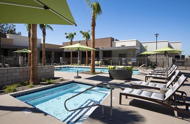 Parc South Mountain Apartments in Phoenix, AZ