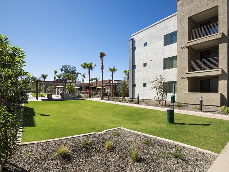 Beautifully Landscaped | Parc at South Mountain
