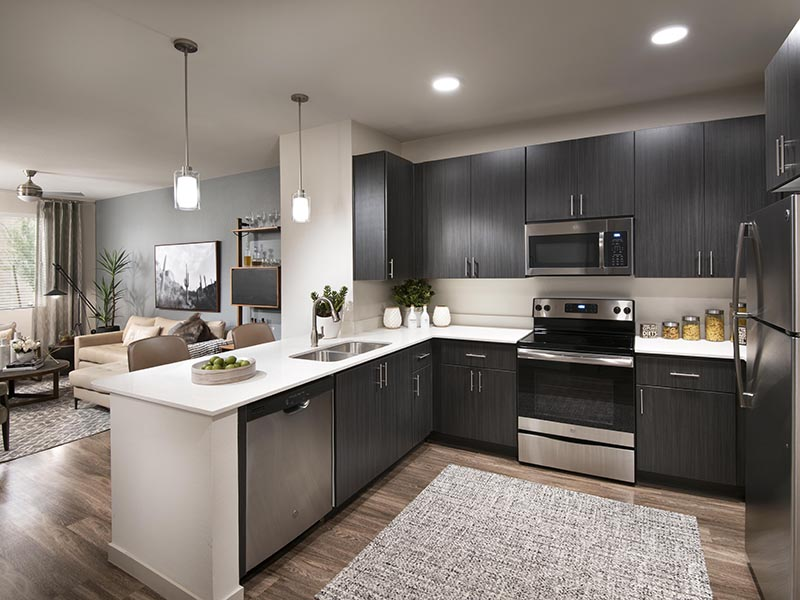 Kitchen | Parc at South Mountain