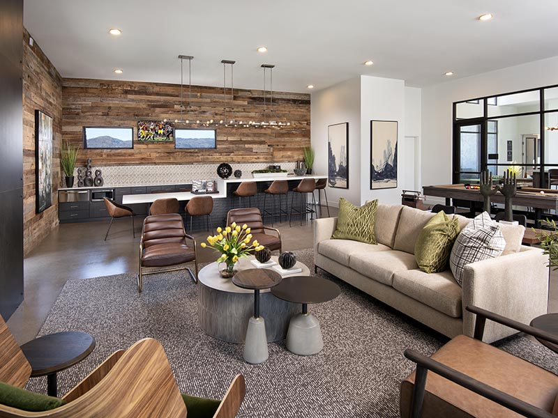 Clubhouse | Parc at South Mountain