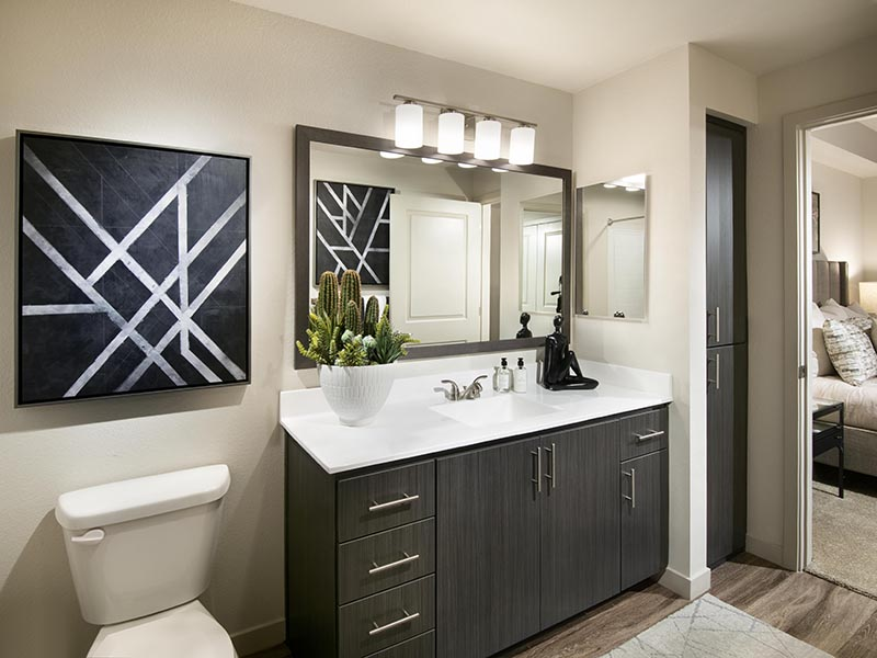 1 Bedroom Bathroom | Parc at South Mountain