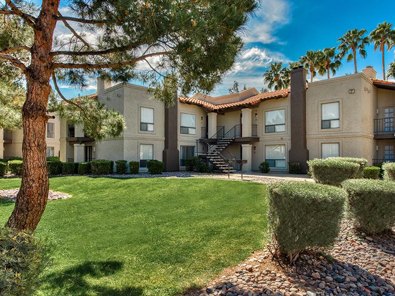 Apartment Exterior | Mountain View Casitas in Phoenix, AZ