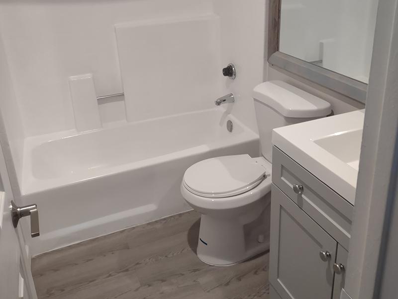 Bathroom | Mountain View Casitas in Phoenix, AZ