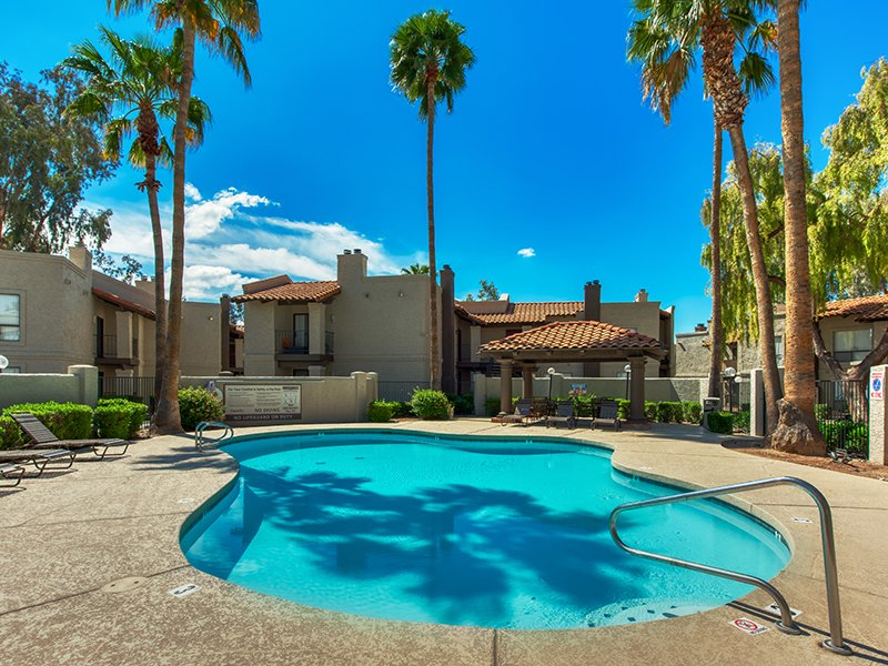 Large Pool | Mountain View Casitas in Phoenix, AZ
