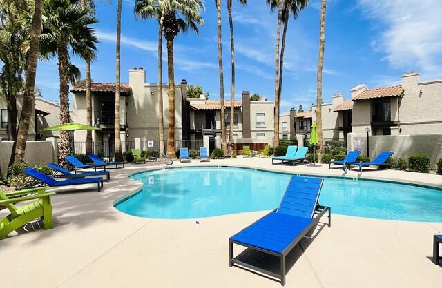 Mountain View Casitas Apartments in Phoenix, AZ