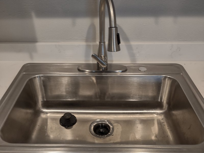 Kitchen Sink | Mountain View Casitas in Phoenix, AZ
