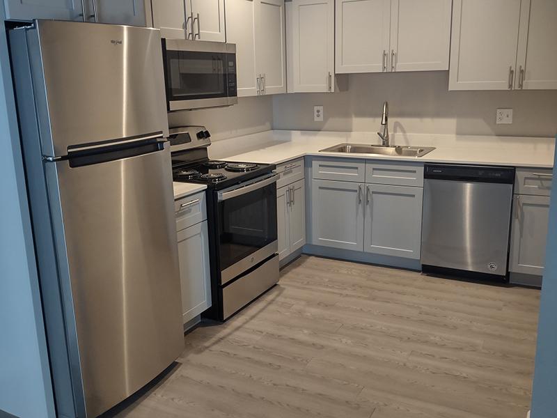 Kitchen | Mountain View Casitas in Phoenix, AZ