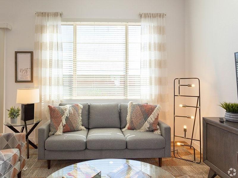 Model Front Room | Hampton East
