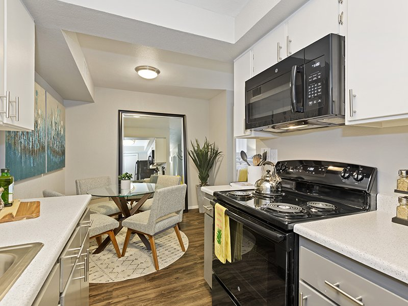 Kitchen | Portola East Mesa