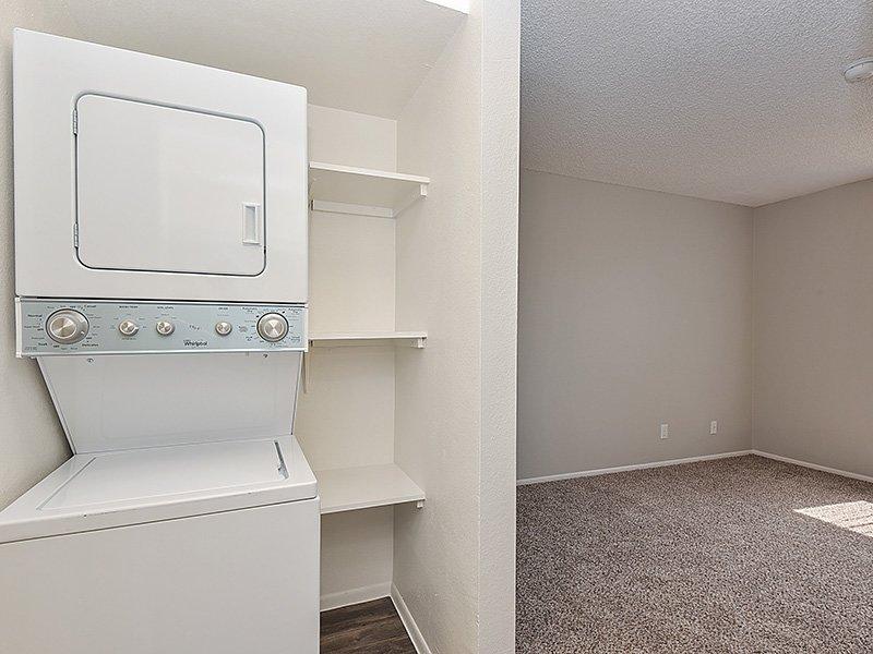 Washer/Dryer | Portola East Mesa