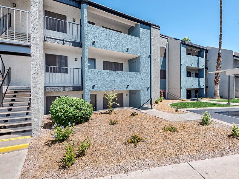 Building Exterior | Portola East Mesa