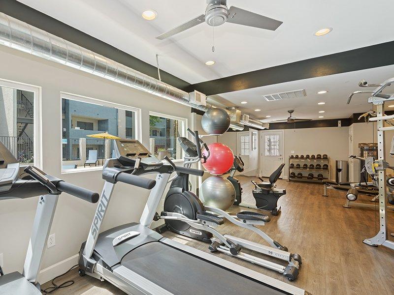 Gym | Portola East Mesa