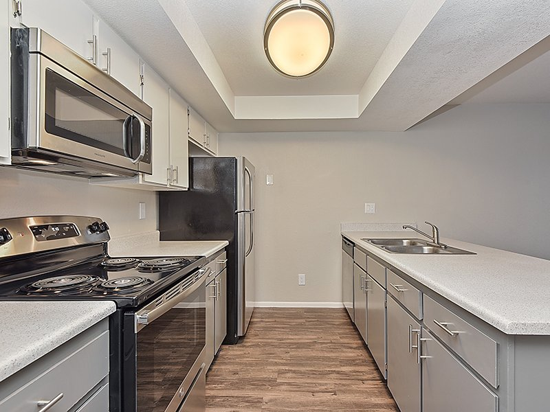 Fully Equipped Kitchen | Portola East Mesa