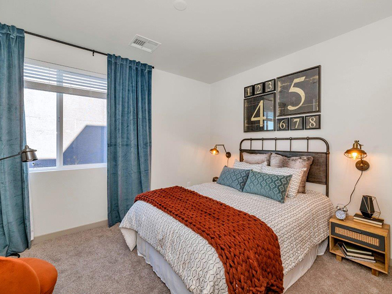 Spacious Bedroom | Grayson Place Apartments in Goodyear, AZ