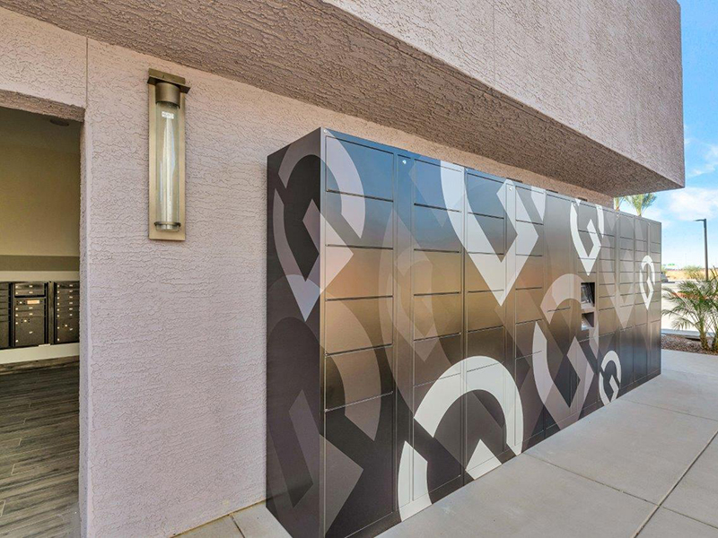 Package Lockers | Grayson Place Apartments in Goodyear, AZ