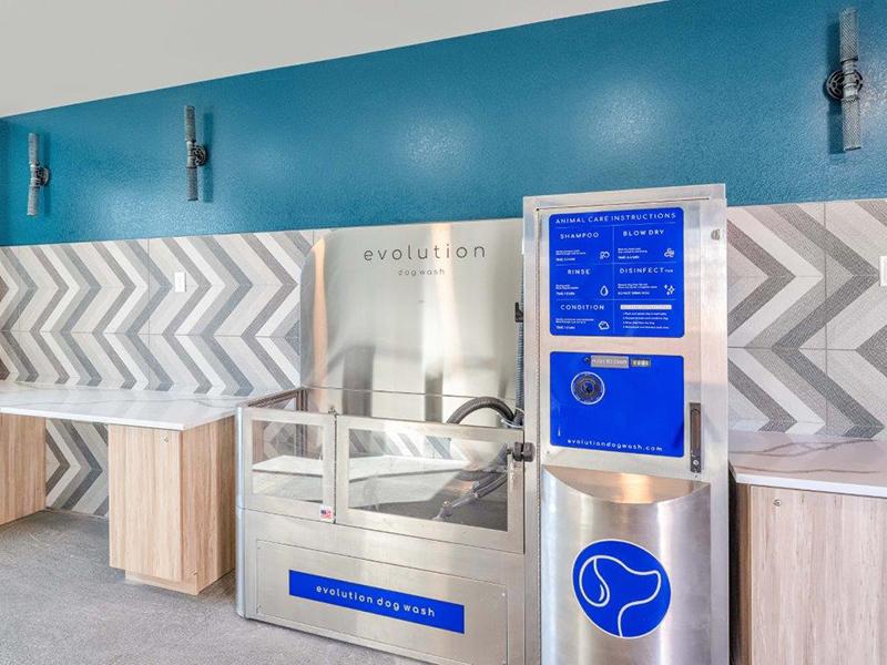 Dog Wash | Grayson Place Apartments in Goodyear, AZ
