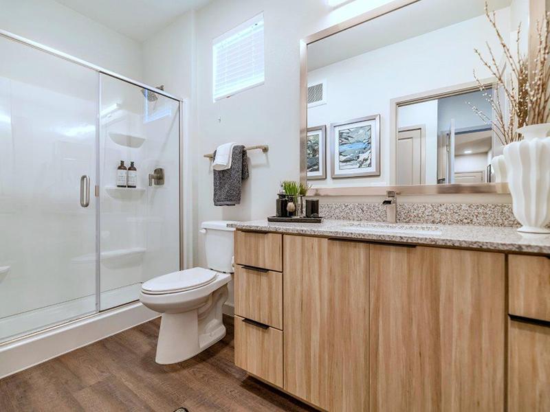 Beautiful Bathroom | Grayson Place Apartments in Goodyear, AZ