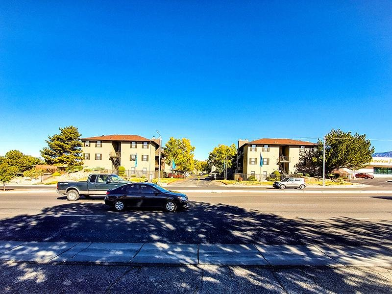Street View | Candlelight Square Apartments