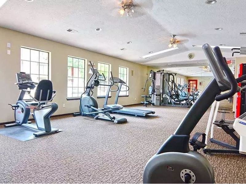 Fitness Center | Candlelight Square
