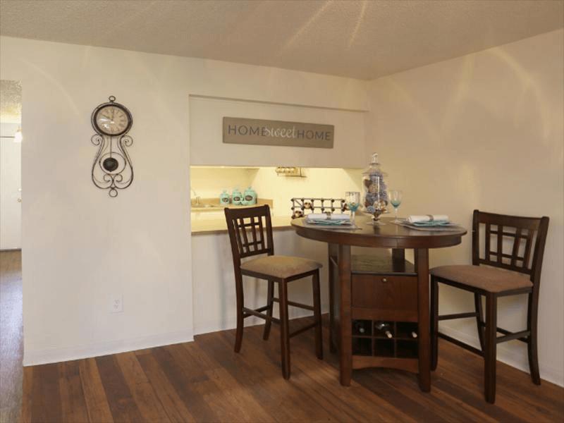 Dining Area | Indigo Park