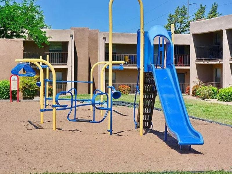 Playground | Indigo Park Apartments