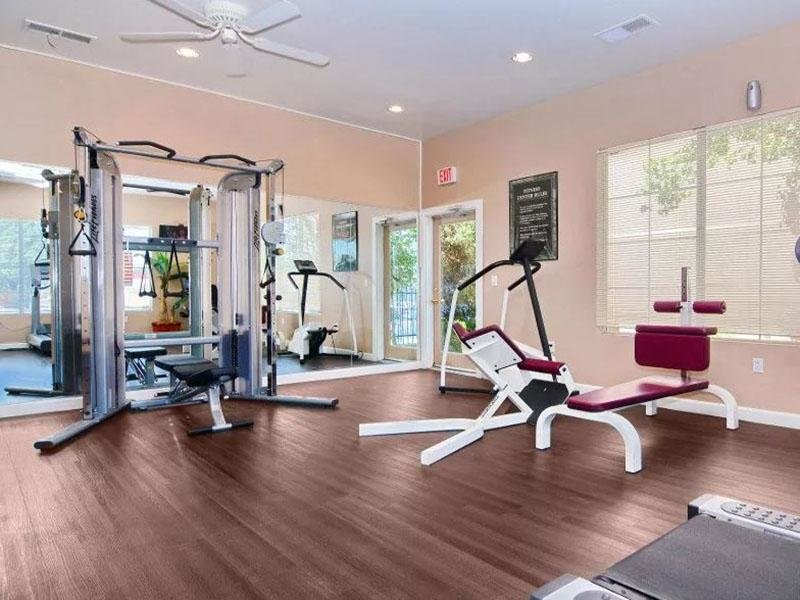 Fitness Center | Indigo Park Apartments