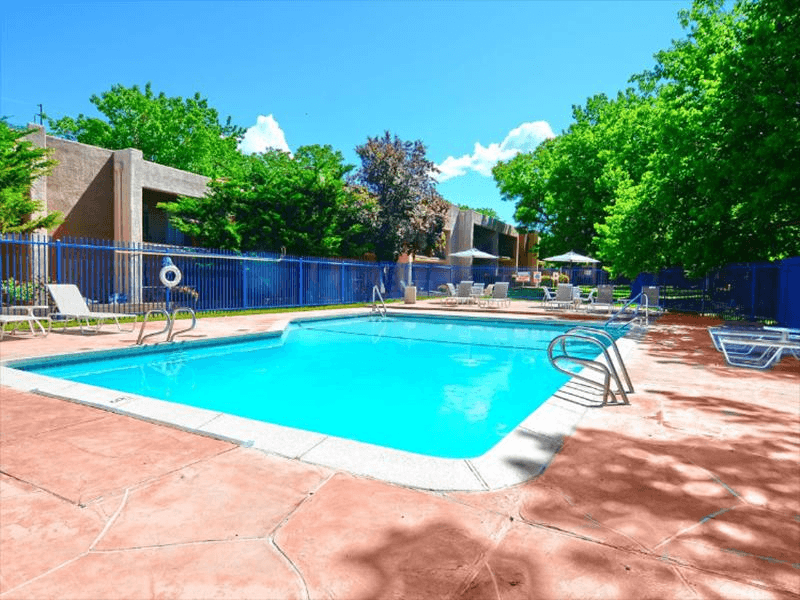 Indigo Park in Albuquerque NM | Swimming Pool