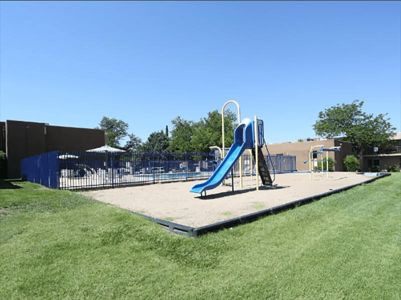 Playground | Indigo Park in Albuquerque NM