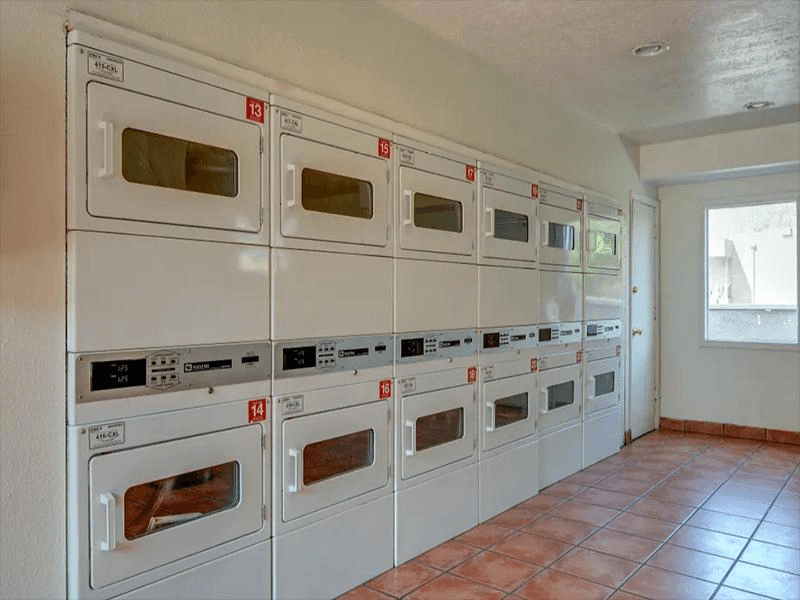 Laundry Facility | Indigo Park Apartments