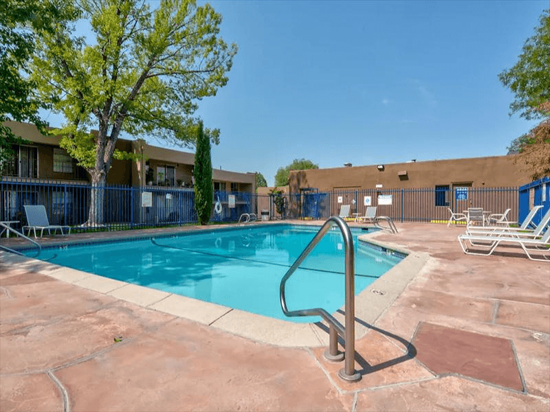 Pool | Indigo Park Apartments