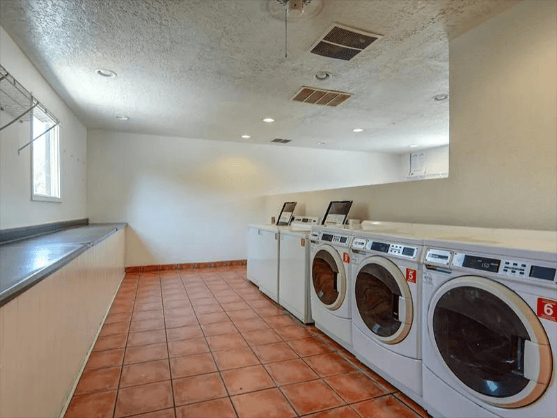 Laundry | Indigo Park Apartments