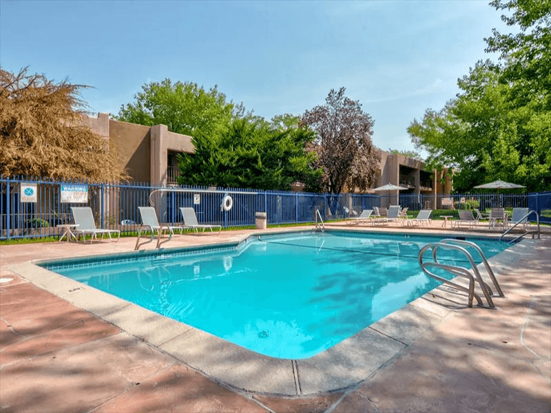 Swimming Pool | Indigo Park Apartments