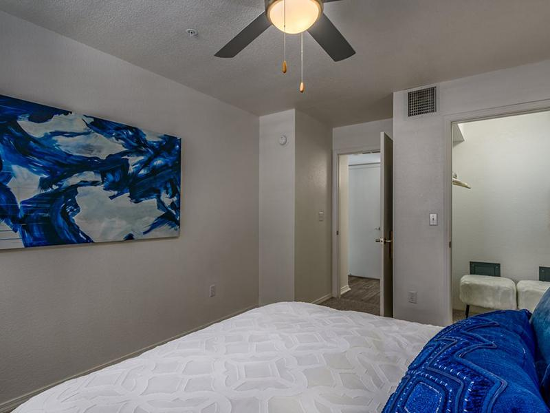 Spacious Bedrooms | La Ventana in Albuquerque, NM