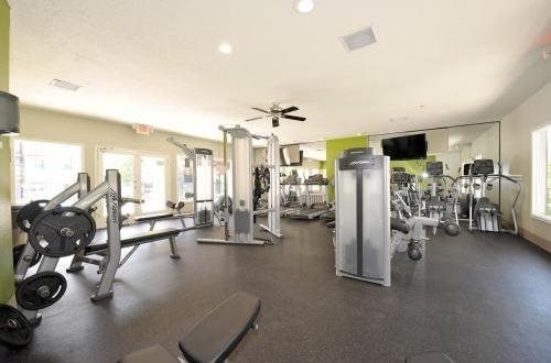 Gym | The Villas at La Privada